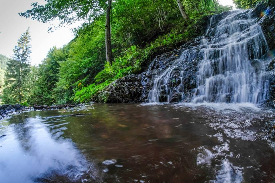 Cascada Cailor Sangeorz-Bai Cormaia