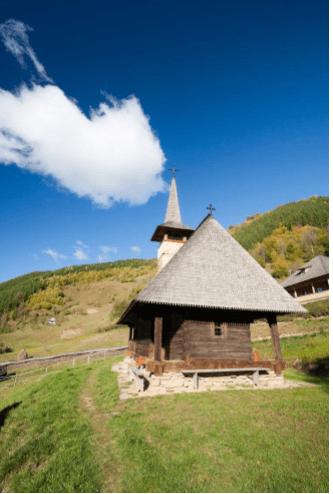 manastire cormaia